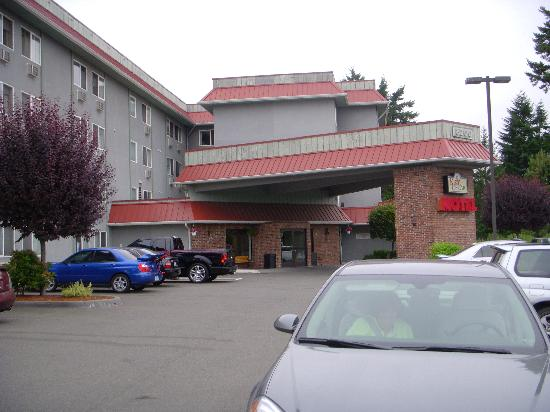 Lacey, Ουάσιγκτον: Main entrance