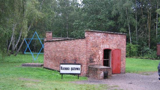 Sztutowo, Πολωνία: Gas Chamber