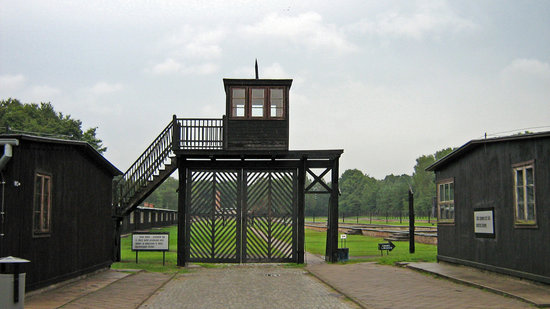 ‪Stutthof Concentration Camp‬