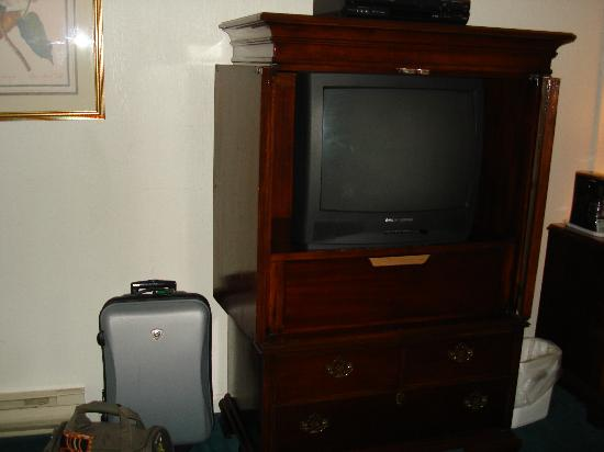 Days Inn Dover: TV