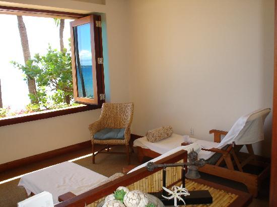 Spa Moana : Lounge Area