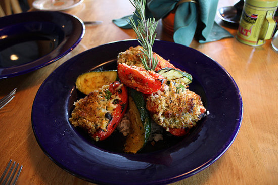 Fiddle River Restaurant : Stuffed Peppers