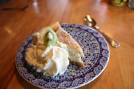 Fiddle River Restaurant : Maple Cheesecake
