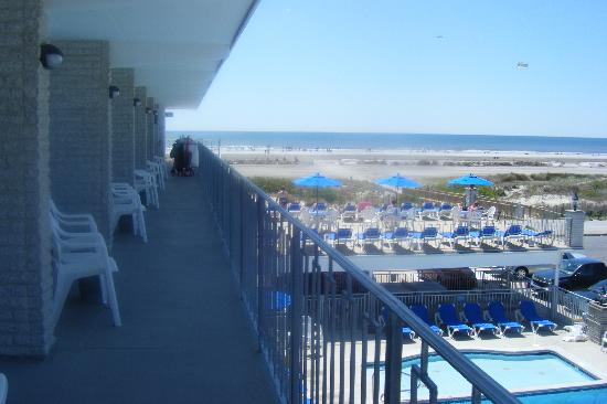 Fleur de Lis Beach Resort: Great View