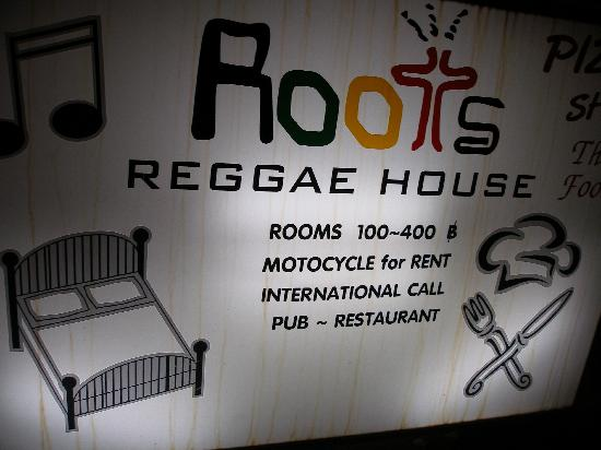 Roots Reggae House: Roots Reggae Guest House