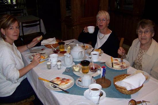 Koller Panzio: breakfast