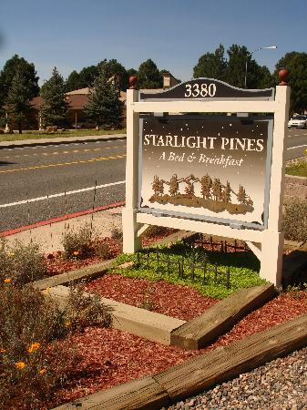 Starlight Pines B&B: Starlight Pines
