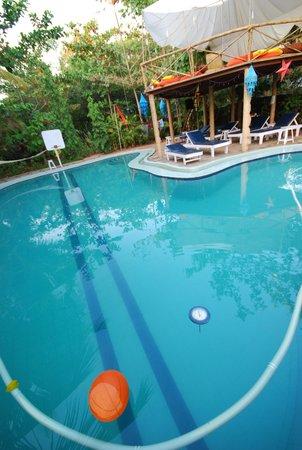 Der Casa Tres Amigos Pool