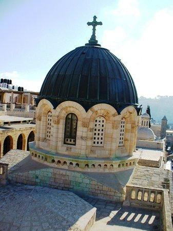 Jerusalem, Israel: Ecce Homo Dome