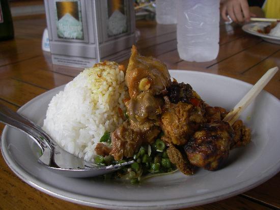 Nasi Ayam Ibu Mangku: ナシアヤム