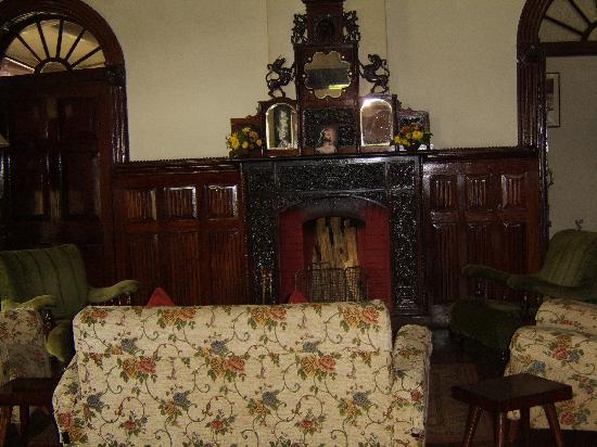 كنجز كليف: The Common Living Room