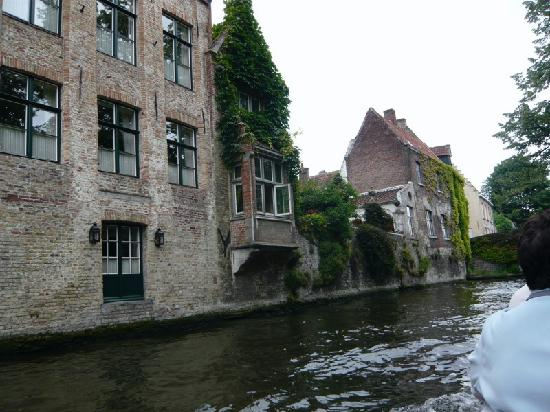 Cote Canal from the canal