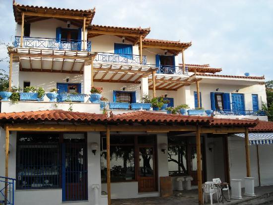 Votsalakia Hotel: le camere affacciate sul mare