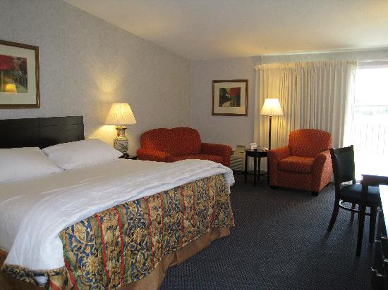 Best Western at Historic Concord: Our room!