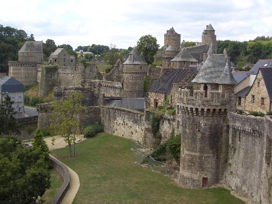 Best Castle Hotels In France