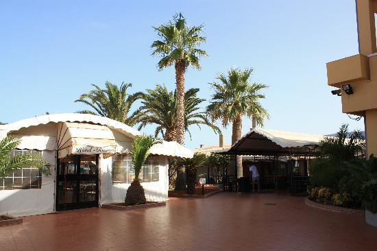 Hotel Riviera, Trappeto, outdoor restaturant