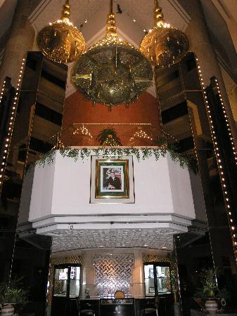 Sheraton Casablanca Hotel & Towers : Entrée de l'hôtel