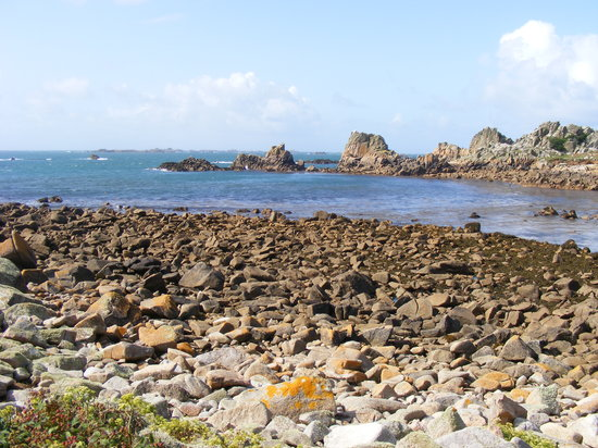 Isles of Scilly, UK : St Agnes