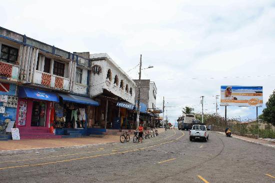 Hotel Gardner: Downtown Puerto Ayora