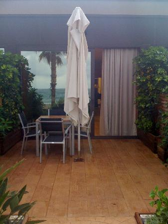 Apartamentos Pierre & Vacances Cala Cristal: Cala Cristal - private terrace