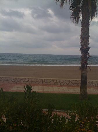 Apartamentos Pierre & Vacances Cala Cristal: Cala Cristal - View of sea from room