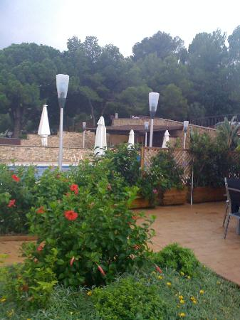 Apartamentos Pierre & Vacances Cala Cristal: Cala Cristal - Hotel View