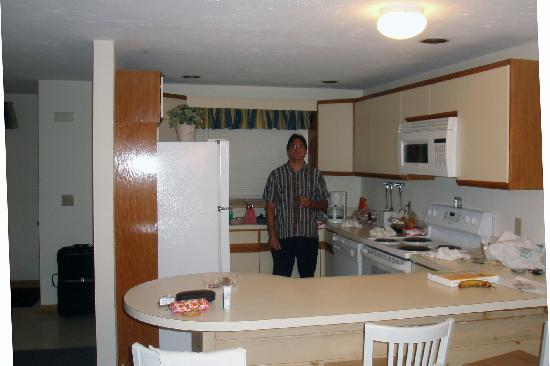 Southcape Resort, a Festiva Resort: kitchen