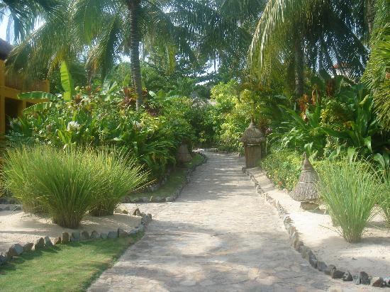 Mia Resort Mui Ne: sailing club garden