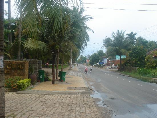 Mia Resort Mui Ne: main st. mui ne