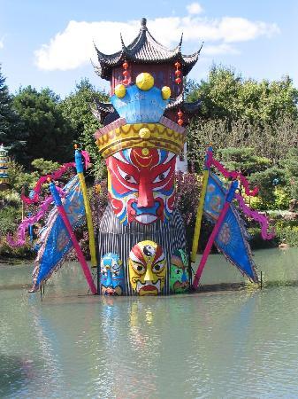 Jardin Botanique de Montreal : Chinese Lantern Display 1