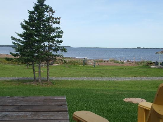 Cambra Sands: View of ocean from cabin