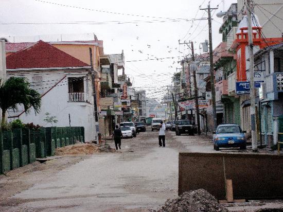 ذا جريت هاوس: Belize City