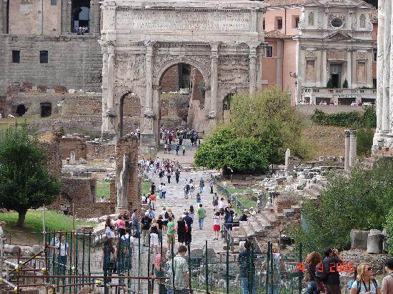 Filomena e Francesca B&B: Roman Forum
