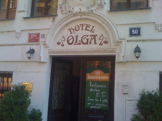 Olga : entrada