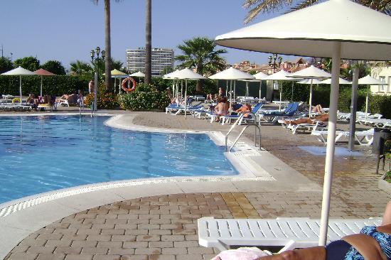 Hotel Pueblo Camino Real: La piscine et le solarium