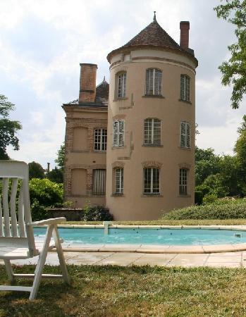 Chateau du Plessis Loiret : Chateau du Plessis
