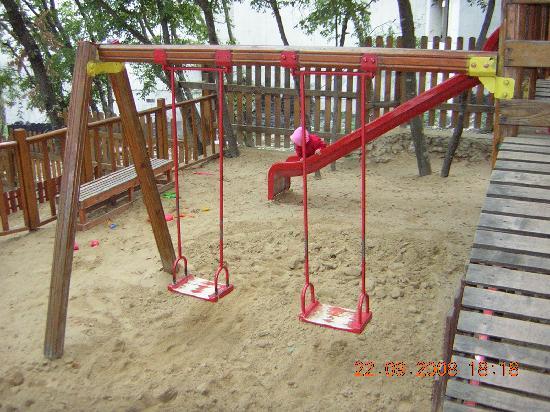 PrimaSol Sunlight Sunrise: The playground