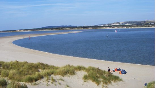 Le Touquet – Paris-Plage, France: Le Touquet Beach