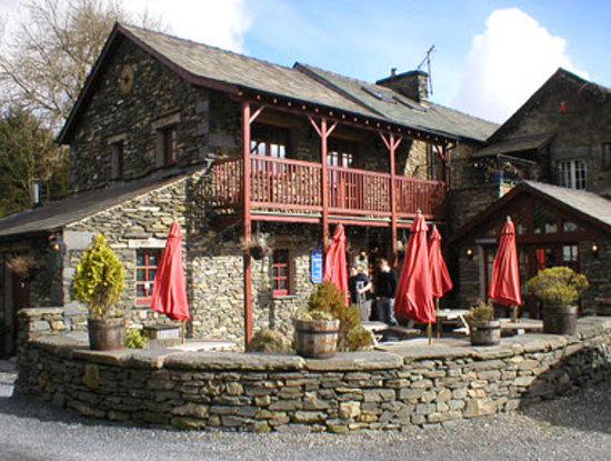 Ings, UK: The Watermill Inn in the lake district