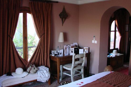 Kasbah Tamadot : Bedroom room 33
