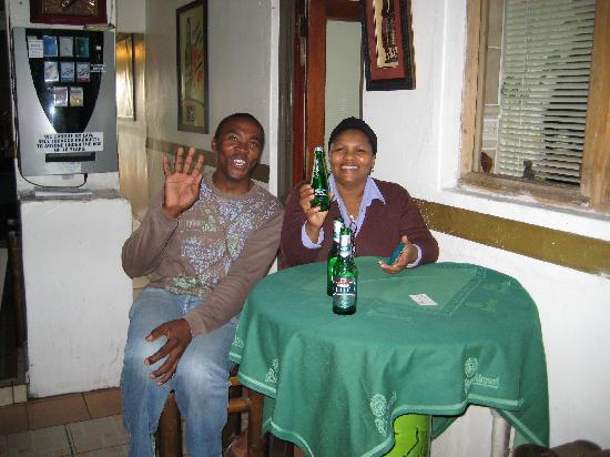 Inside Kefu's Jazz Pub, Grill and Homestay