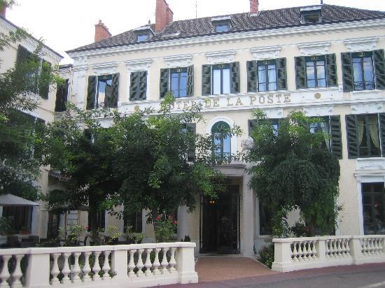 Hôtel de la Poste  : Vue générale de l'hôtel
