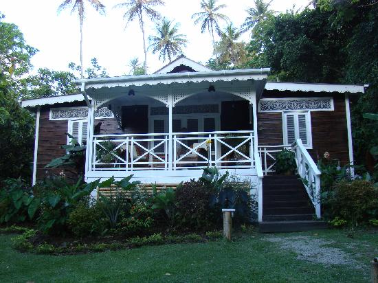 Fond Doux Plantation & Resort: Cocoa Tree cottage/cabin