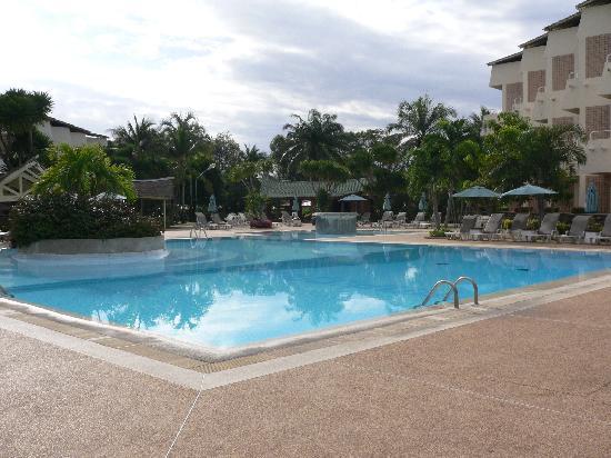 Hotel Tropicana: pool