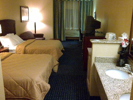 Comfort Inn & Suites: Room - pic 1