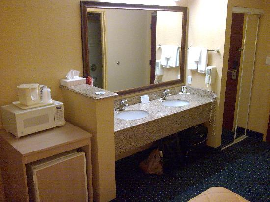 Comfort Inn & Suites : Room - pic 2