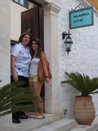phaedra hotel hydra