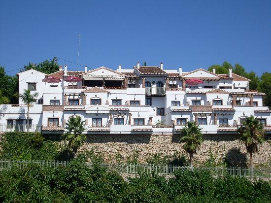 Frigiliana, Spania: Hotel Rural Almazara - hotel