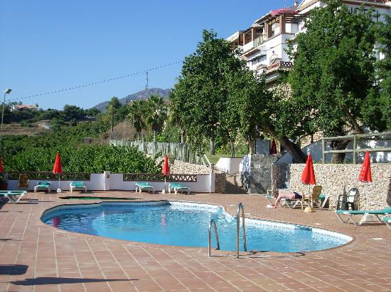 Rural Hotel Almazara: Hotel Rural Almazara - hotel and pool