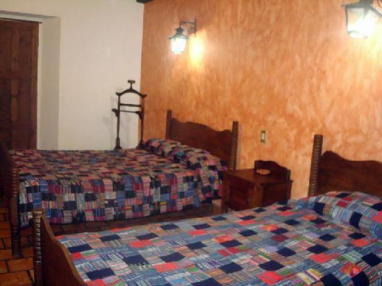 Hotel Posada San Cristobal: Habitación del hotel